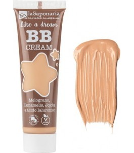 BB Cream Like a Dream Sand - La Saponaria|YumiBio